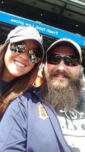 Austin attended Detroit Tigers vs. Boston Red Sox - MLB on Apr 9th 2017 via VetTix