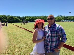 jeffrey attended 3rd Annual Fiesta Cup - Polo Match - Official Fiesta Event - Presented by the San Antonio Polo Club on Apr 23rd 2017 via VetTix
