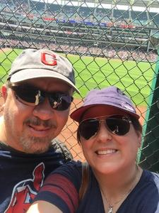 Robert attended Cleveland Indians vs. Seattle Mariners - MLB on Apr 30th 2017 via VetTix
