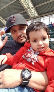 Jonathan attended Cleveland Indians vs. Minnesota Twins - MLB on May 14th 2017 via VetTix