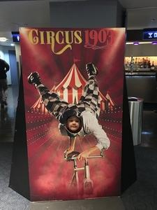 Edgar attended Circus 1903 - the Golden Age of Circus on Apr 7th 2017 via VetTix