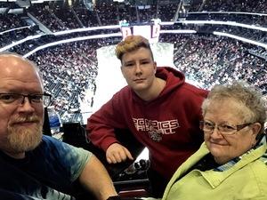 Peter attended New Jersey Devils vs. Philadelphia Flyers - NHL on Apr 4th 2017 via VetTix