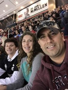 Ricardo attended New Jersey Devils vs. Philadelphia Flyers - NHL on Apr 4th 2017 via VetTix