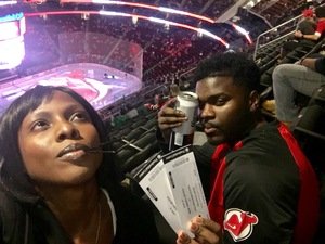 allison attended New Jersey Devils vs. Philadelphia Flyers - NHL on Apr 4th 2017 via VetTix
