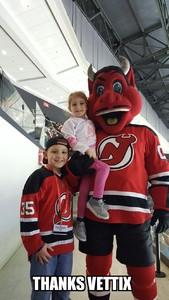 Scott attended New Jersey Devils vs. Philadelphia Flyers - NHL on Apr 4th 2017 via VetTix