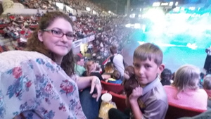 victoria attended PBR - 2017 Built Ford Tough Series on Apr 9th 2017 via VetTix