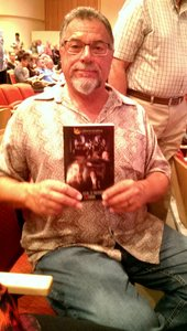 Gerard attended Big Bad Voodoo Daddy - Saturday Evening Show on Apr 15th 2017 via VetTix