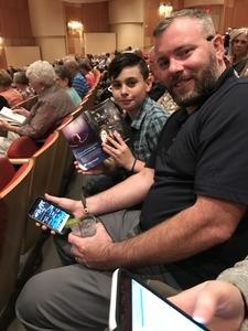 Ana Paula attended Classics Eleven - Romeo and Juliet and Petrushka - Saturday on Apr 29th 2017 via VetTix