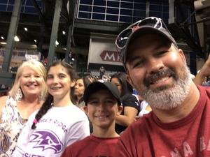 Brandon attended Arizona Diamondbacks vs. Pittsburgh Pirates - MLB on May 11th 2017 via VetTix