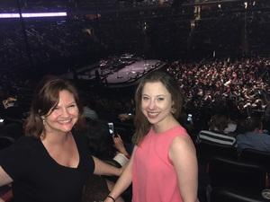 Allison attended Bon Jovi - This House Is Not for Sale Tour on Apr 13th 2017 via VetTix