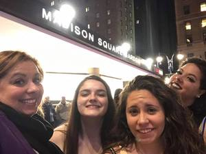 Maria attended Bon Jovi - This House Is Not for Sale Tour on Apr 13th 2017 via VetTix