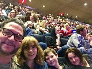 Thomas attended Bon Jovi - This House Is Not for Sale Tour on Apr 13th 2017 via VetTix