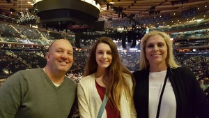 Heather attended Bon Jovi - This House Is Not for Sale Tour on Apr 15th 2017 via VetTix