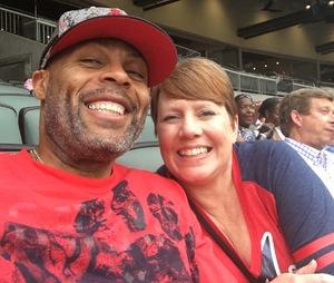 Jean attended Atlanta Braves vs. Toronto Blue Jays - MLB on May 18th 2017 via VetTix