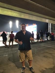 Bradley attended Atlanta Braves vs. Toronto Blue Jays - MLB on May 18th 2017 via VetTix