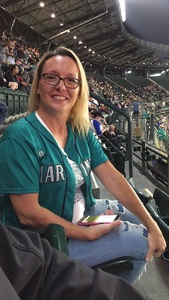 Donna attended Seattle Mariners vs. Los Angeles Angels - MLB on Sep 8th 2017 via VetTix