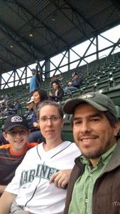 John attended Seattle Mariners vs. Los Angeles Angels - MLB on Sep 8th 2017 via VetTix