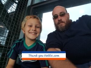 Sean attended Seattle Mariners vs. Los Angeles Angels - MLB on Sep 8th 2017 via VetTix