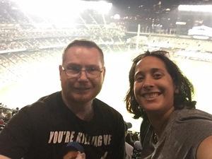 Michael attended Seattle Mariners vs. Los Angeles Angels - MLB on Sep 8th 2017 via VetTix