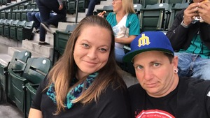 Mike conte attended Seattle Mariners vs. Los Angeles Angels - MLB on Sep 8th 2017 via VetTix