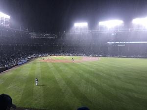 Christian attended Chicago Cubs vs. Philadelphia Phillies - MLB - Military Appreciation Night on May 1st 2017 via VetTix