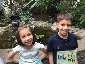 Carlos attended Pacific Science Center on May 14th 2017 via VetTix