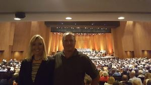 Jeffrey attended An Evening of Mozart - Presented by the Long Beach Symphony on Apr 29th 2017 via VetTix