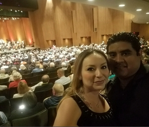 Guillermo attended An Evening of Mozart - Presented by the Long Beach Symphony on Apr 29th 2017 via VetTix