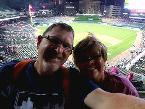 Ronald attended Detroit Tigers vs. Baltimore Orioles - MLB on May 17th 2017 via VetTix