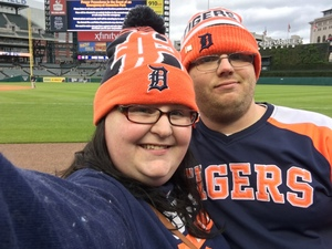 Scott attended Detroit Tigers vs. Baltimore Orioles - MLB on May 17th 2017 via VetTix