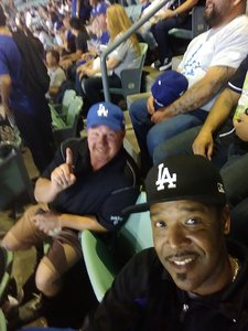 Charles attended Los Angeles Dodgers vs. San Fransico Giants - MLB on May 2nd 2017 via VetTix