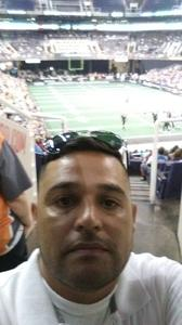 Gorge attended Arizona Rattlers vs. Green Bay Blizzard - IFL on Apr 29th 2017 via VetTix