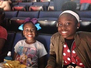 Keisa attended Disney on Ice Presents Follow Your Heart on Apr 27th 2017 via VetTix