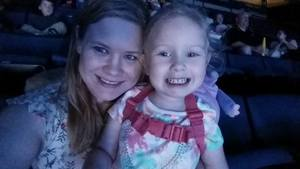 Lora attended Disney on Ice Presents Follow Your Heart - Friday Night Show on Apr 28th 2017 via VetTix