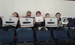 Tracy attended Kelly Cup Champions Allen Americans vs. Colorado Eagles - ECHL Playoff Hockey - Round Two - ECHL on Apr 29th 2017 via VetTix