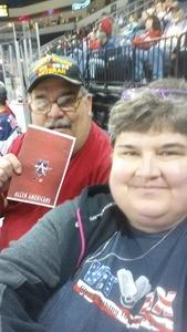 Monte attended Kelly Cup Champions Allen Americans vs. Colorado Eagles - ECHL Playoff Hockey - Round Two - ECHL on Apr 29th 2017 via VetTix