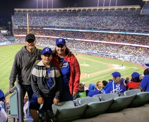 Michael attended Los Angeles Dodgers vs. Pittsburgh Pirates - MLB on May 9th 2017 via VetTix