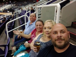 Danny attended Arizona Rattlers vs. Salt Lake Screaming Eagles - IFL on May 20th 2017 via VetTix