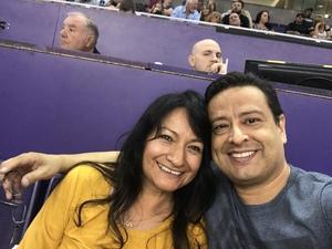 Alejandro attended Arizona Rattlers vs. Salt Lake Screaming Eagles - IFL on May 20th 2017 via VetTix