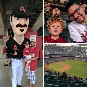 Rick attended Arizona Diamondbacks vs. Milwaukee Brewers - MLB on Jun 10th 2017 via VetTix