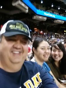 Jeff attended Arizona Diamondbacks vs. Milwaukee Brewers - MLB on Jun 10th 2017 via VetTix