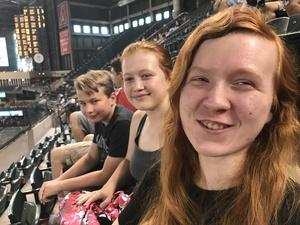 Stephanie attended Arizona Diamondbacks vs. Philadelphia Phillies - MLB on Jun 25th 2017 via VetTix