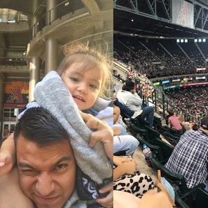 MIGUEL attended Arizona Diamondbacks vs. Philadelphia Phillies - MLB on Jun 25th 2017 via VetTix