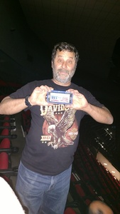 Randall attended Soul2Soul the World Tour 2017 on May 26th 2017 via VetTix
