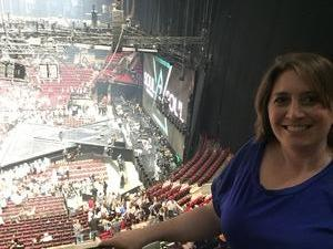 Carlene attended Soul2Soul the World Tour 2017 on May 26th 2017 via VetTix