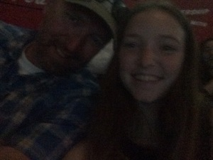 Chris attended Soul2Soul the World Tour 2017 on May 26th 2017 via VetTix