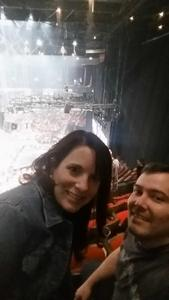 Phillip attended Soul2Soul the World Tour 2017 on May 26th 2017 via VetTix