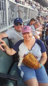 Phil attended Atlanta Braves vs. Milwaukee Brewers - MLB on Jun 24th 2017 via VetTix