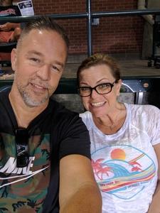 Austin attended Arizona Diamondbacks vs. Washington Nationals - MLB on Jul 21st 2017 via VetTix
