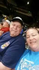 jerry attended Arizona Diamondbacks vs. Atlanta Braves - MLB on Jul 24th 2017 via VetTix